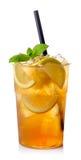 lodu biel odosobniony herbaciany Obraz Royalty Free