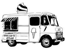 Lody ciężarowy wektor, Eps, logo, ikona, sylwetki ilustracja crafteroks dla różnego używa Odwiedza m?j stron? internetow? przy ht ilustracja wektor