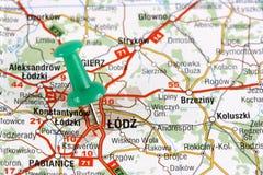 Lodz Stock Image