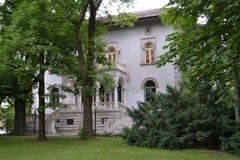 Lodz Palaces Royalty Free Stock Photos
