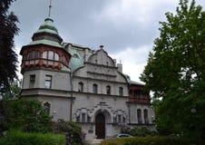 Lodz Palaces Stock Photos