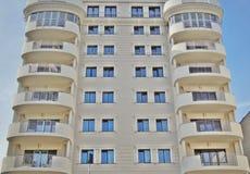 Lodz, Polen, Hotel Stock Foto