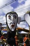 LOEI, Ταϊλάνδης - 18 Ιουνίου, 2018: Phi TA Khon φεστιβάλ Στοκ φωτογραφία με δικαίωμα ελεύθερης χρήσης