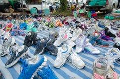 LOEI, TAILANDIA, IL 13 SETTEMBRE 2016: Variopinto dello sho della seconda mano Fotografie Stock Libere da Diritti