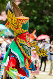 LOEI ,THAILAND-JUNE 28: Ghost Festival Royalty Free Stock Photos