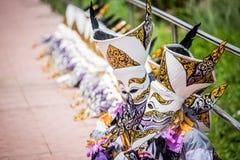 LOEI ,THAILAND-JUNE 28: Ghost Festival Stock Image