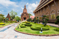 LOEI ,THAILAND-JUNE 28:Wat Neramit Wipatsana Loei, Thailand. at Stock Photos