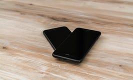 Loei Thailand November 07, 2016: Ny Apple iPhone 7 unboxing n Fotografering för Bildbyråer