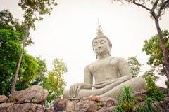 Loei Thani Tailandia, el 24 de agosto de 2017, Wat Thai, el Buddh grande Imagenes de archivo