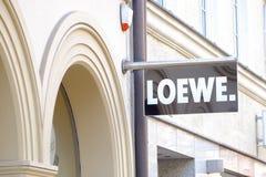 loewe Foto de archivo libre de regalías