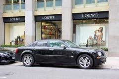 Loewe luxury bag Store Stock Photography
