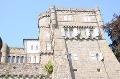 Loewenburg城堡(卡塞尔) 免版税图库摄影