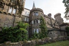 Loewenburg castle bergpark kassel germany Royalty Free Stock Photography