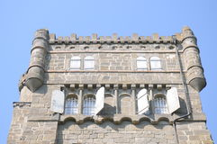 Loewenburg Castle (Kassel) Royalty Free Stock Image