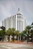 Loews旅馆迈阿密海滩 库存照片