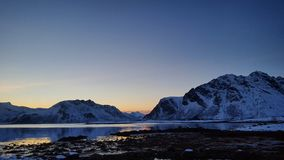 Lofoten Photo stock