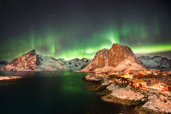 Lofoten Στοκ εικόνα με δικαίωμα ελεύθερης χρήσης