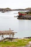 Lofoten archipelago Royalty Free Stock Photos