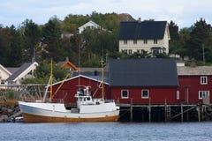Lofoten archipelago Royalty Free Stock Photo