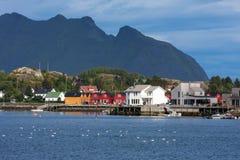 Lofoten archipelago Stock Image