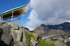 Lofoten Royalty Free Stock Photo