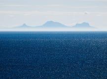Lofoten coastal landscape royalty free stock photos