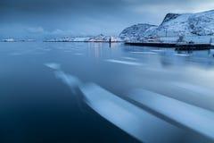 Lofoten iceland Royalty Free Stock Photography
