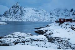Lofoten iceland Royalty Free Stock Photos