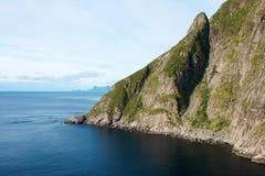 Lofoten-Inseln Stockbild