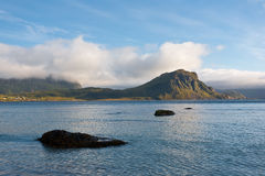 Lofoten island, Norway. Royalty Free Stock Photos