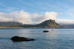 Lofoten island, Norway. Royalty Free Stock Photos