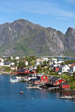 Lofoten island, Norway. Stock Photo