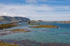 Lofoten island, Norway. Stock Photography
