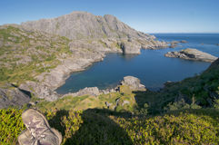 Lofoten Island Norway Royalty Free Stock Photography