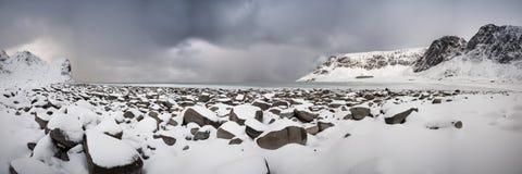 Lofoten island Stock Images