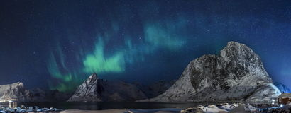 Lofoten island Stock Photos
