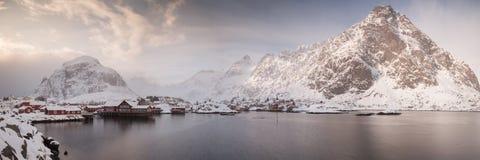 Lofoten island Stock Image
