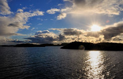 Lofoten Islands Royalty Free Stock Photos