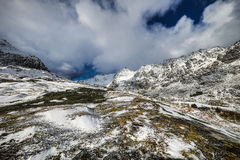 Lofoten islands. Beautiful Norway spring landscape. Stock Photography