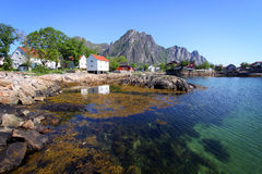 Lofoten Islands II Stock Image