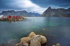 Lofoten Islands. Stock Image