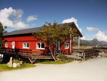 Lofoten Islands  Norway Stock Image