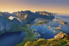 Lofoten Islands. Royalty Free Stock Photos