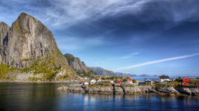 Lofoten, Landscape Royalty Free Stock Images