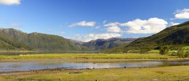 Lofoten landscapes Royalty Free Stock Image
