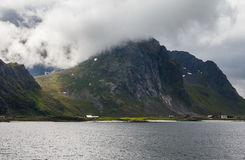 Lofoten Royalty Free Stock Photo