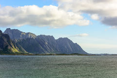 lofoten Noruega Imagenes de archivo