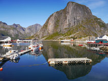 Lofoten, Norway Royalty Free Stock Photography