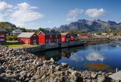Lofoten, Norway Royalty Free Stock Image