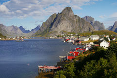 Lofoten, Norway Royalty Free Stock Photos